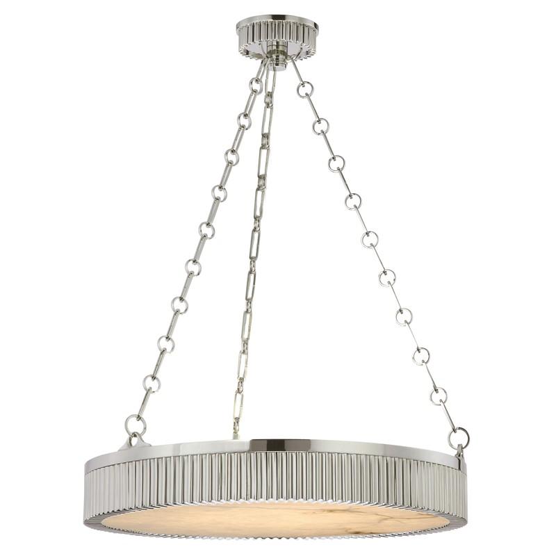 Hudson Valley Lighting 522-PN Lynden 5 Light Pendant in Polished Nickel