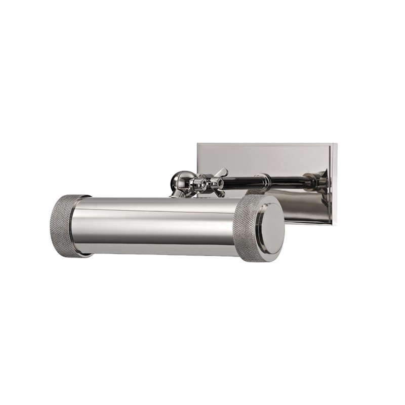 Hudson Valley 5808-PN Ridgewood 1 Light Picture Light in Polished Nickel