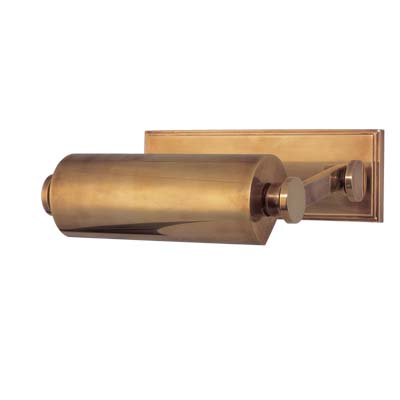 Hudson Valley Lighting 6008-DB Merrick 1 Light Picture Light in Distressed Bronze
