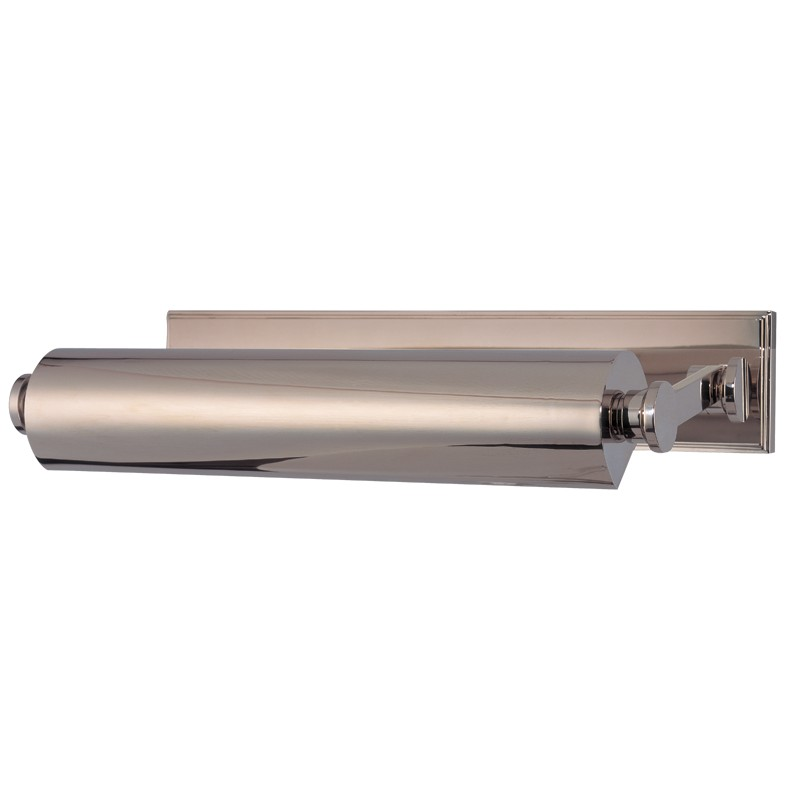 Hudson Valley Lighting 6015-PN Merrick 2 Light Picture Light in Polished Nickel