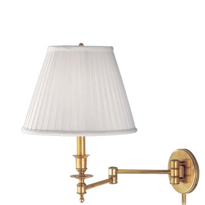 Hudson Valley Lighting 6921-PN Newport 1 Light Wall Sconce in Polished Nickel
