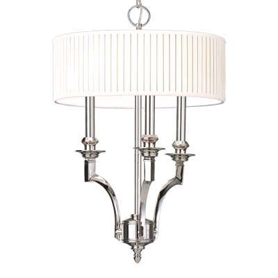 Hudson Valley Lighting 7913-OB Mercer 3 Light Pendant in Old Bronze