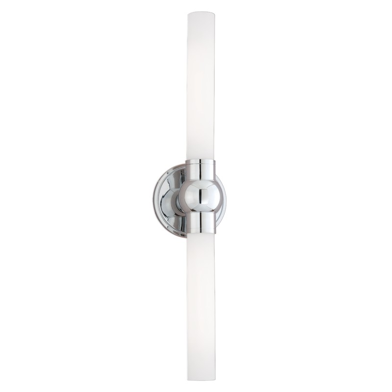 Hudson Valley Lighting 822-PC Cornwall 2 Light Bath Bracket in Polished Chrome