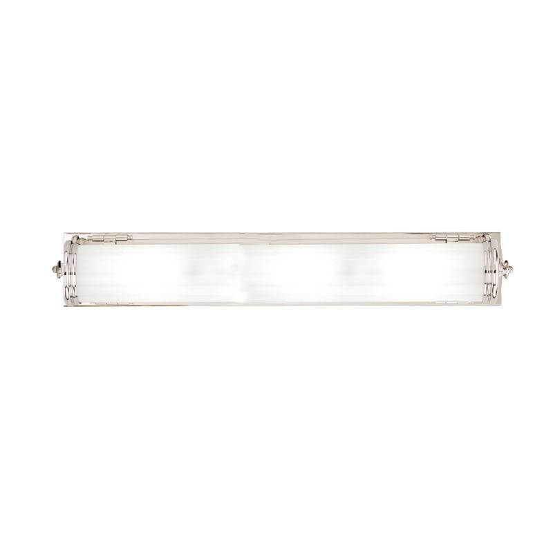 Hudson Valley Lighting 953-PN Bristol 4 Light Bath Bracket in Polished Nickel