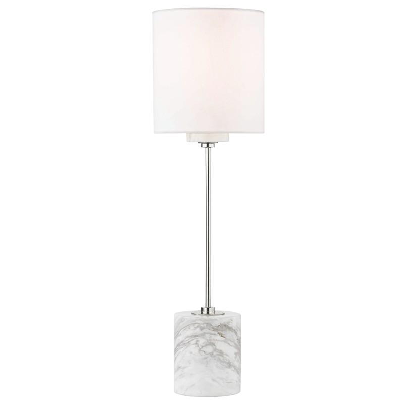 Mitzi by Hudson Valley Lighting HL153201-PN FIONA 1 Light Table Lamp