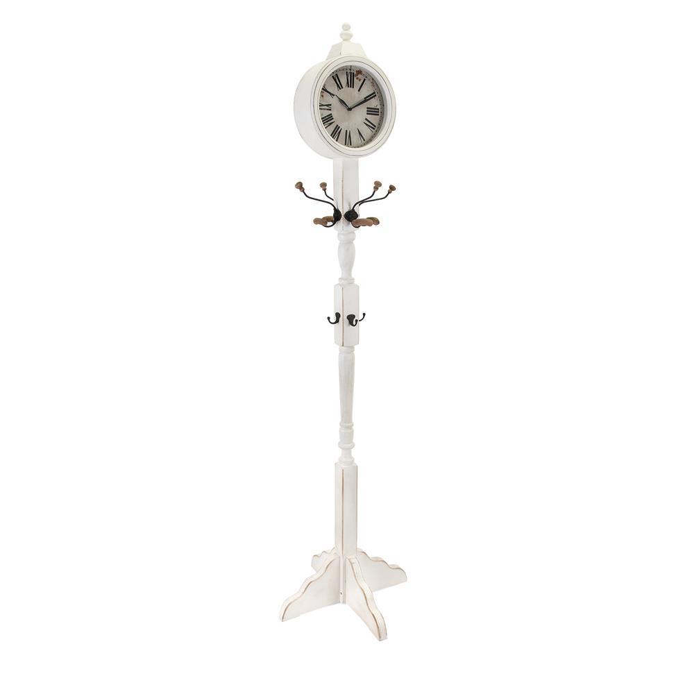 IMAX 18359 Darlington Clock Coat Rack
