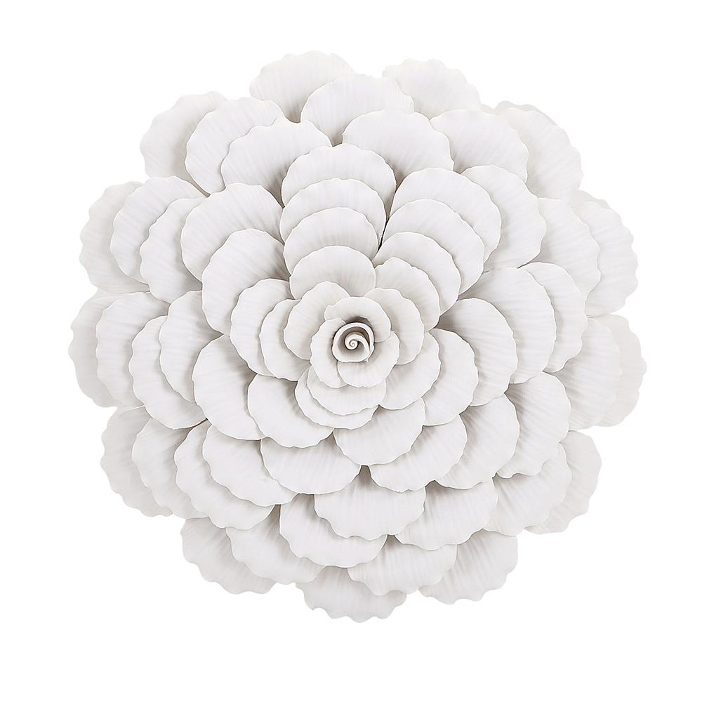 IMAX 83335 Evington Large Porcelain Wall Flower