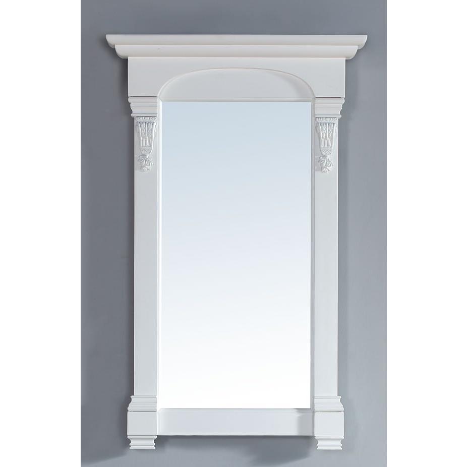 """James Martin Furniture 147-114-5145 Brookfield 26"""" Mirror, Cottage"""