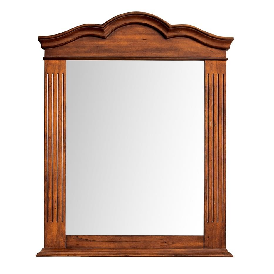 """James Martin Furniture 206-001-5905 Tuscany 32"""" Mirror, Cherry [Sold as a pair]"""