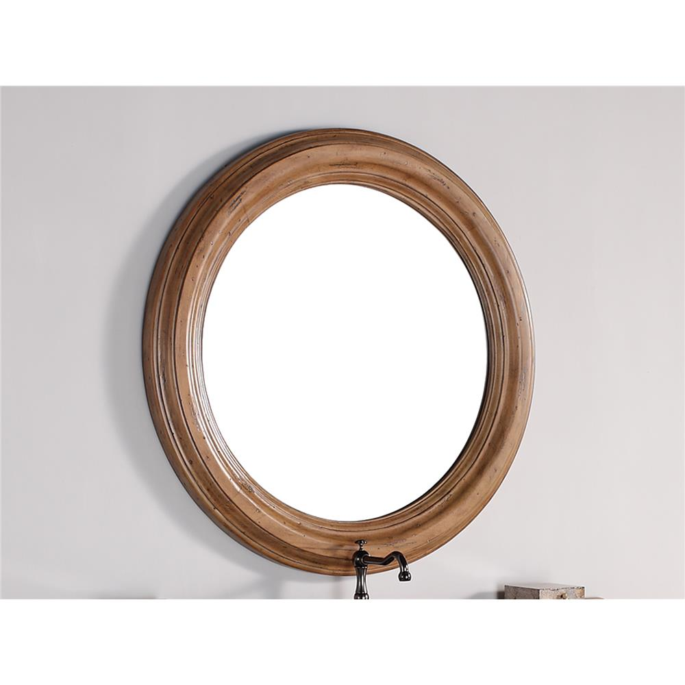 "James Martin Furniture 500-M40-HON Malibu 40"" Mirror"
