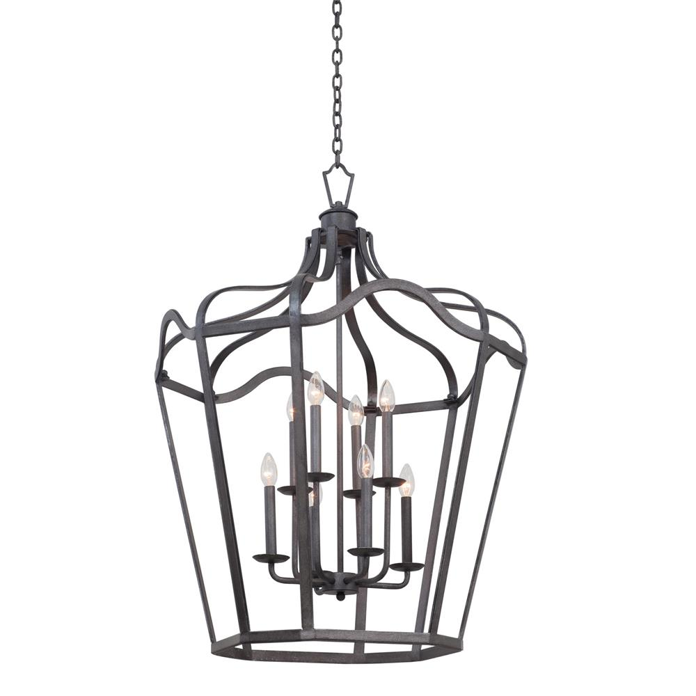 Kalco 7416CL Livingston 28 in. Large Lantern
