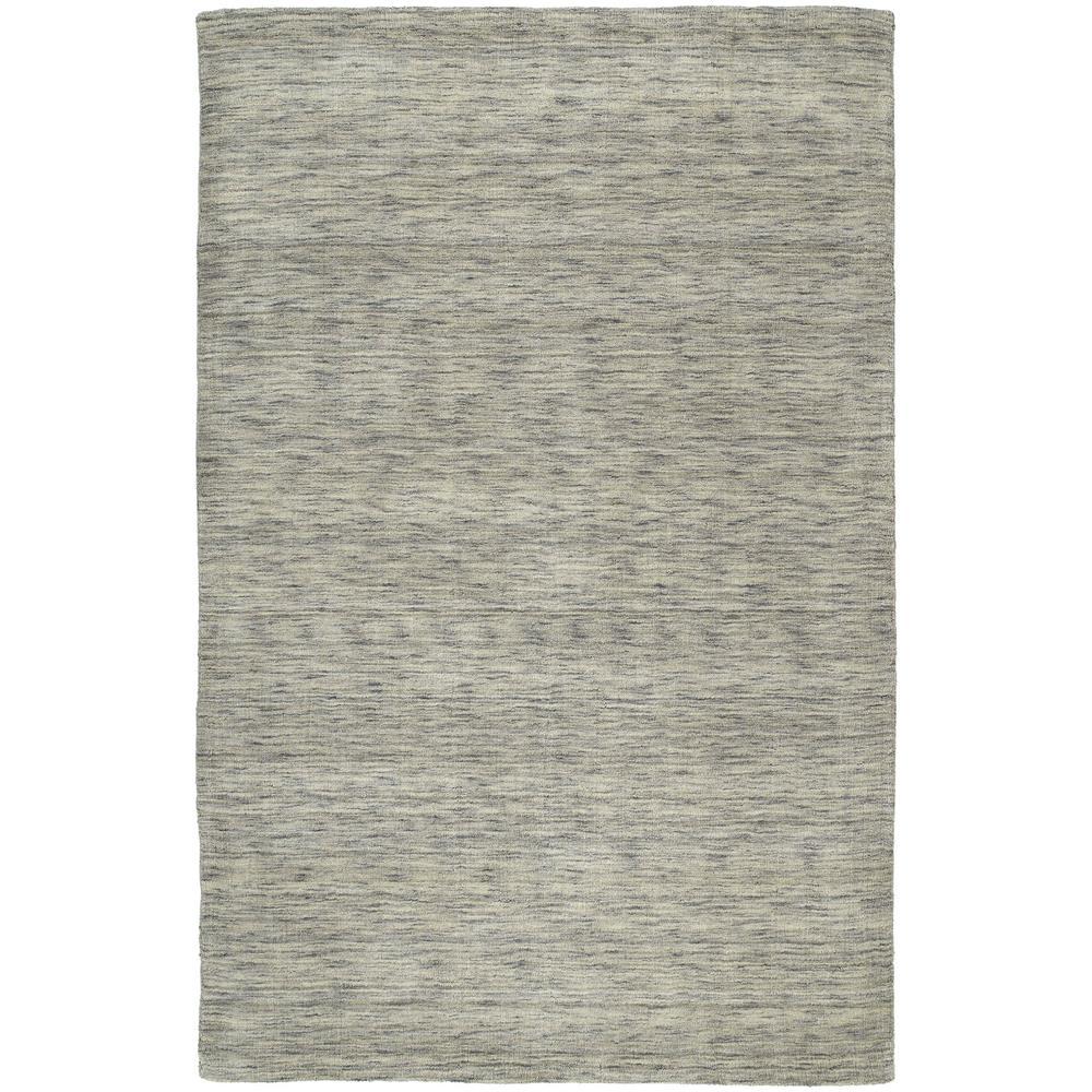 Kaleen 4500-68-35 Renaissance Collection Graphite Rectangle Rug