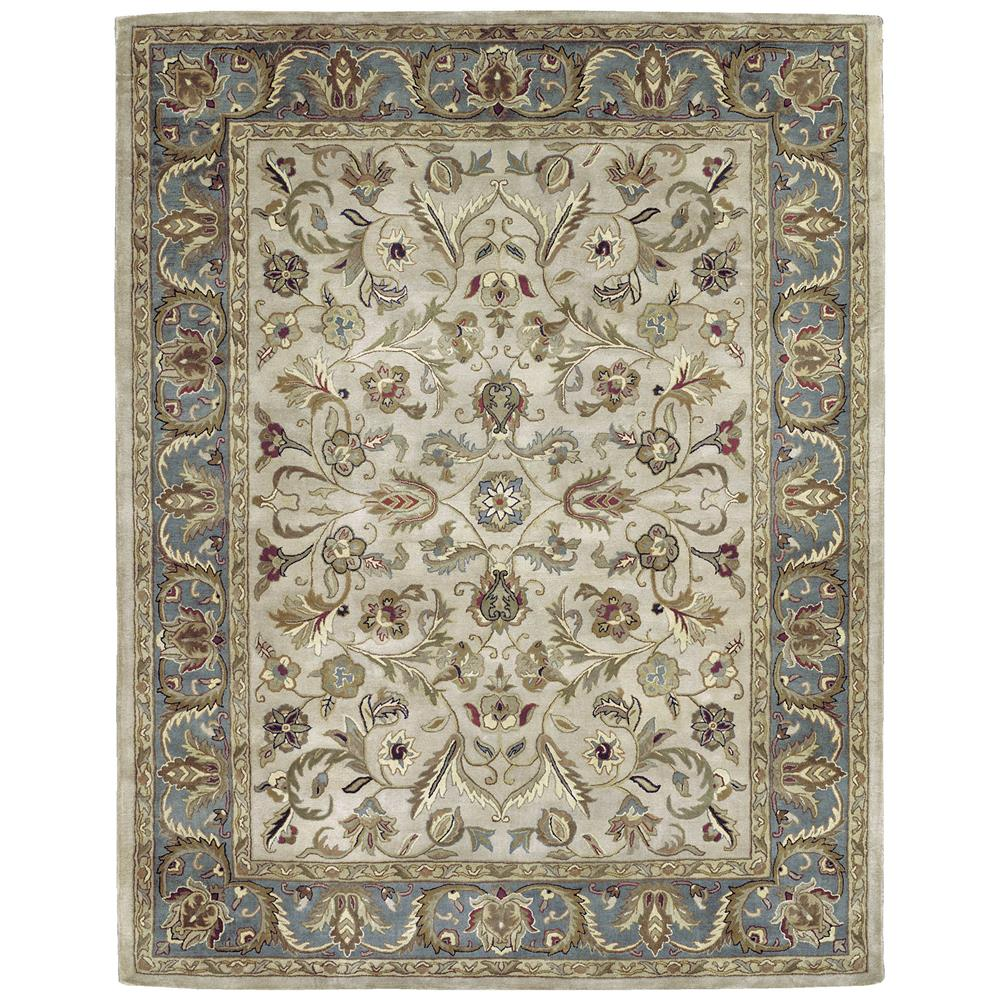Kaleen 6001-01-23 Mystic Collection Rectangle Rug in IVORY