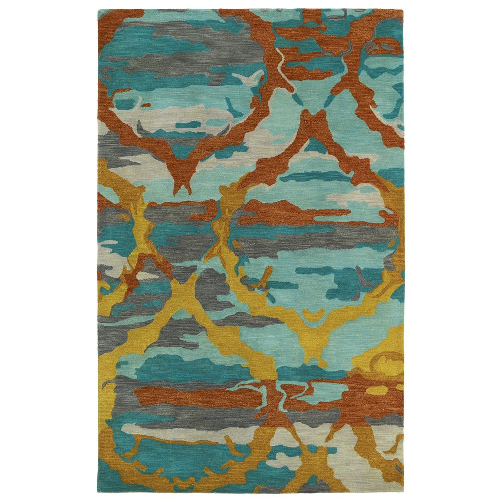Kaleen Rugs BRS02-91-23 Brushstrokes Collection 2
