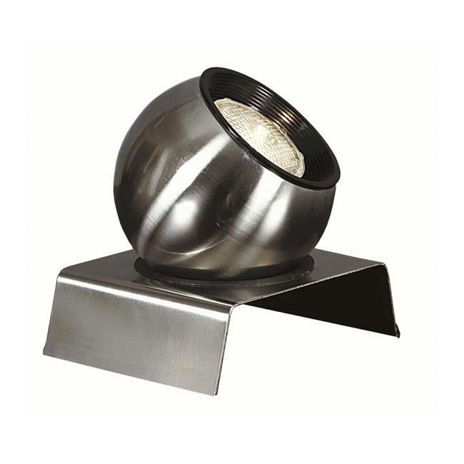 Kenroy Home 20506BS Spot - Brushed Steel in Brushed Steel Finish