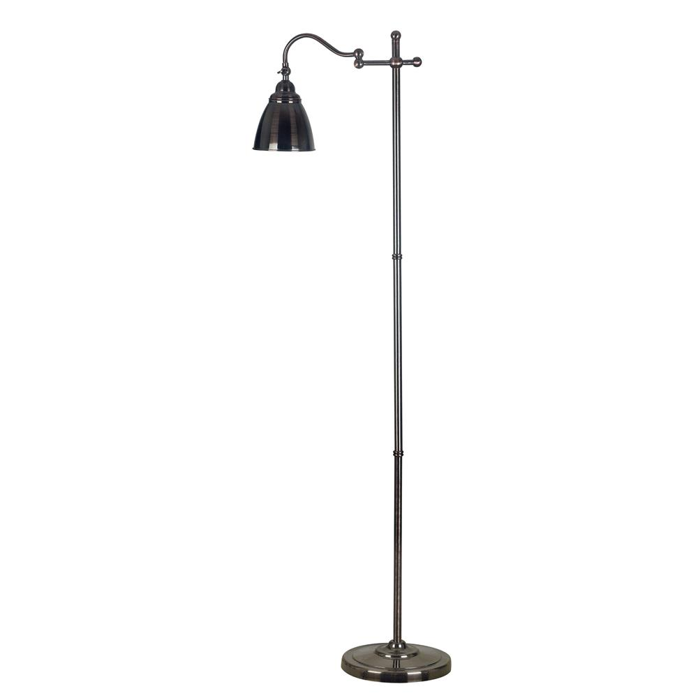 Kenroy Home 20979CBZ AlExtraander Floor Lamp in Copper Bronze Finish
