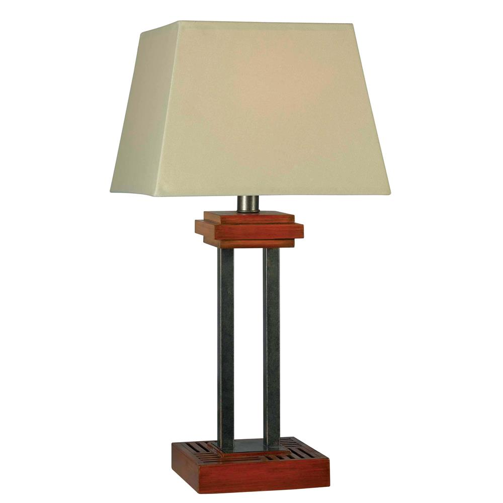 Outdoor table lamp - Kenroy Home 32195cygy Kenroy Home 32195cygy Hadley Outdoor Table Lamp