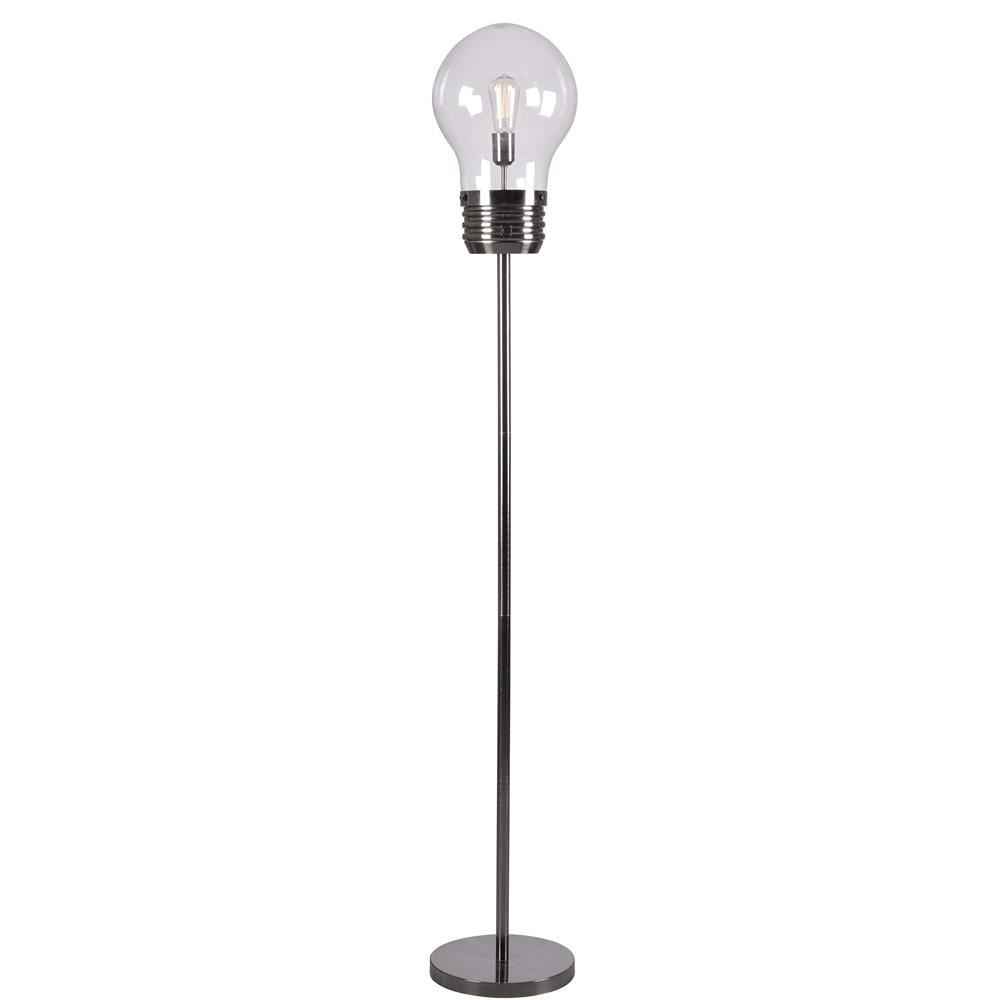edison table lamp vintage home lighting. 32463AB - Kenroy Home Edison Floor Lamp In Antique Brass Finish ShopKenroyLighting Table Vintage Lighting