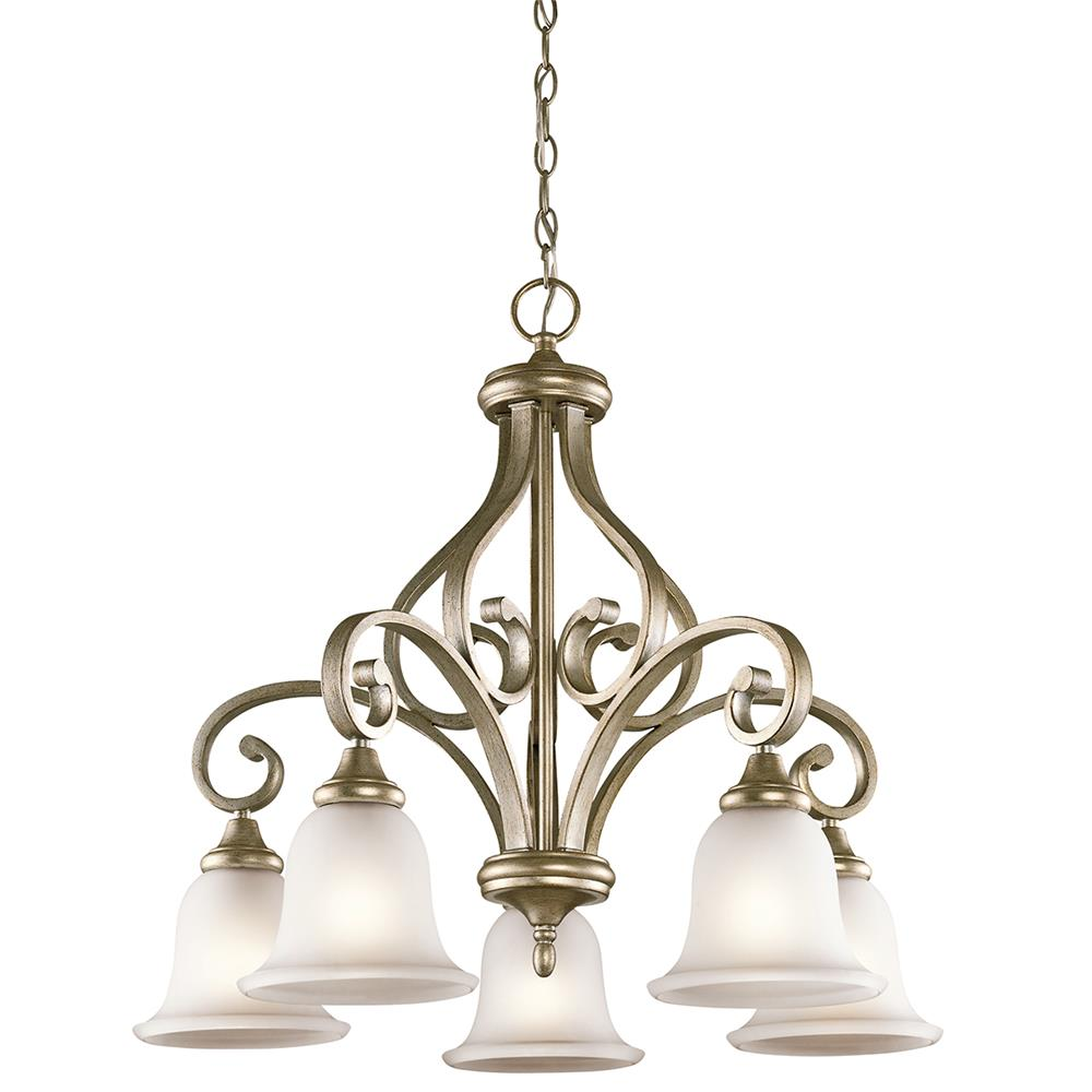 Kichler 43158SGD Sterling Gold Chandelier 5Lt