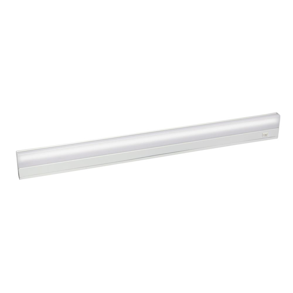 Kichler 10043WH Direct-Wire Fluorescent 21W in White
