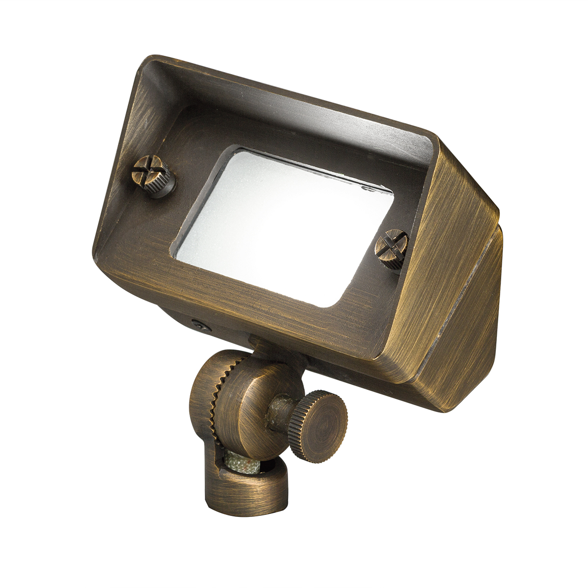 Kichler 15476CBR 12V Brass Flood/Wall Wash in Centennial Brass