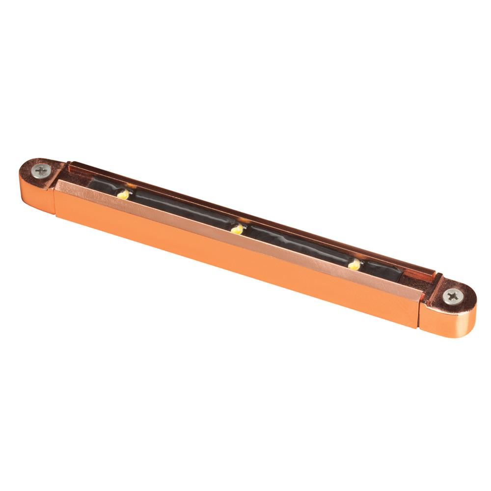 Kichler 15735CO30 3 LED No Bracket in Copper