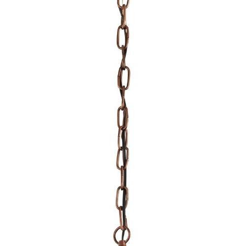Kichler 2996ACO Accessory Chain in Antique Copper