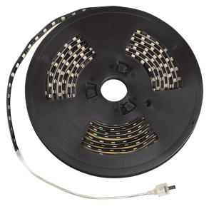 Kichler 320RGBBK LED Tape IP67 RGB 20ft in Black Material (Not Painted)