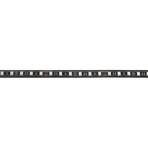 Kichler 34HRBK LED Tape IP67 Red 4ft in Black Material (Not Painted)