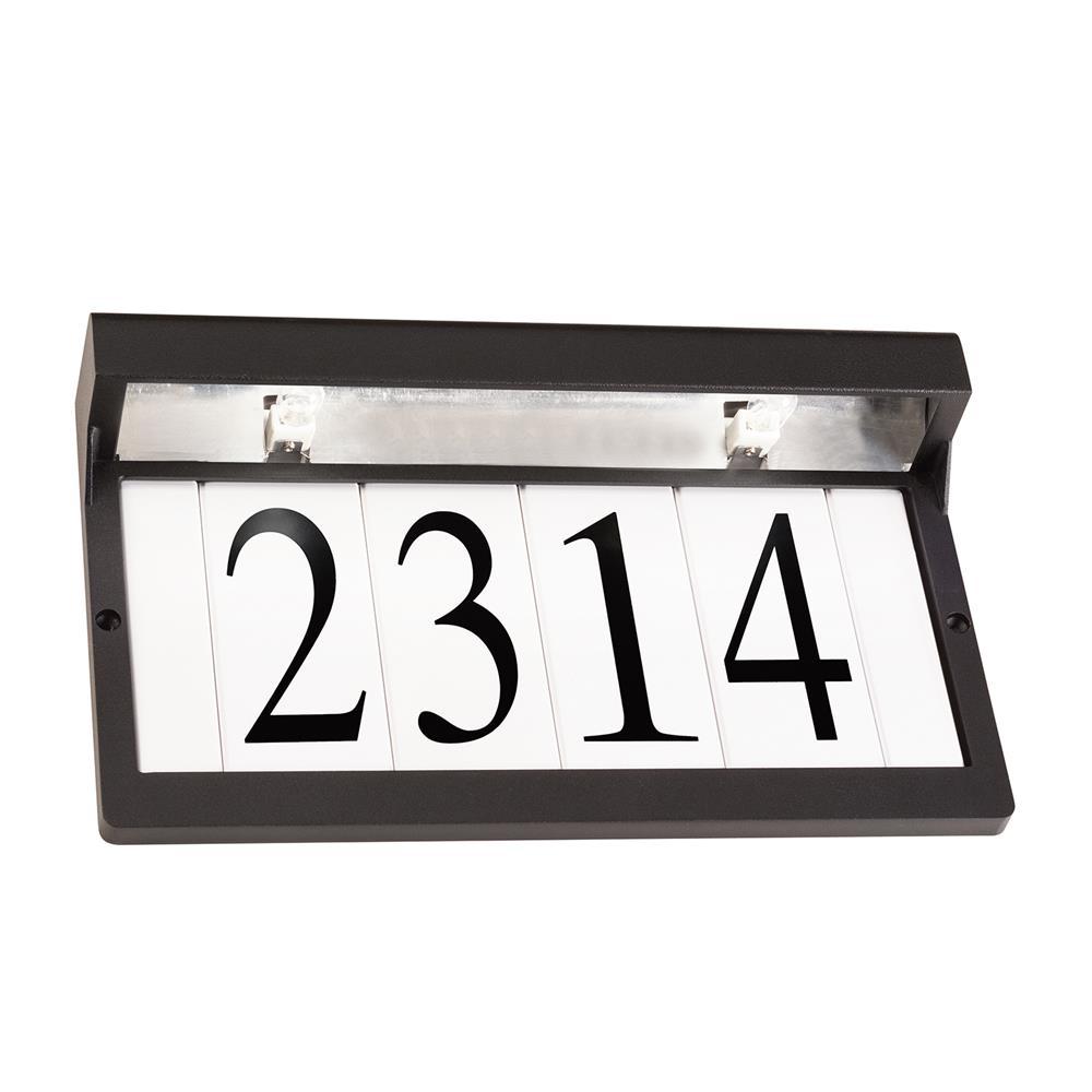 Kichler 43800BKT Address Light Xenon