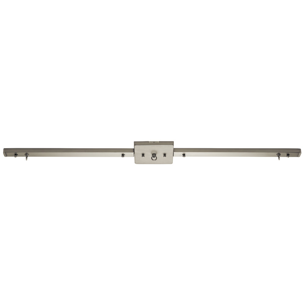 Kichler 4900NI Mini Multi Pendant Hanger in Brushed Nickel
