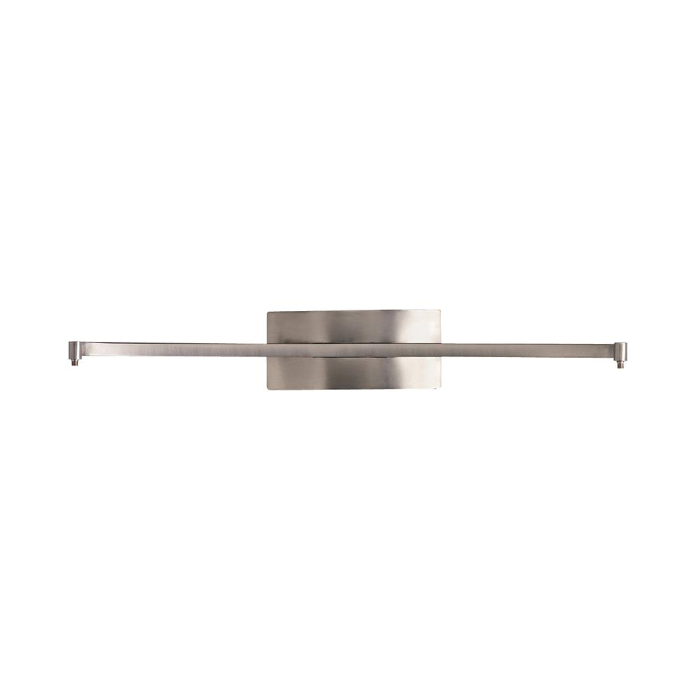 Kichler 4931NI Wall Mount Pendant Assembly in Brushed Nickel