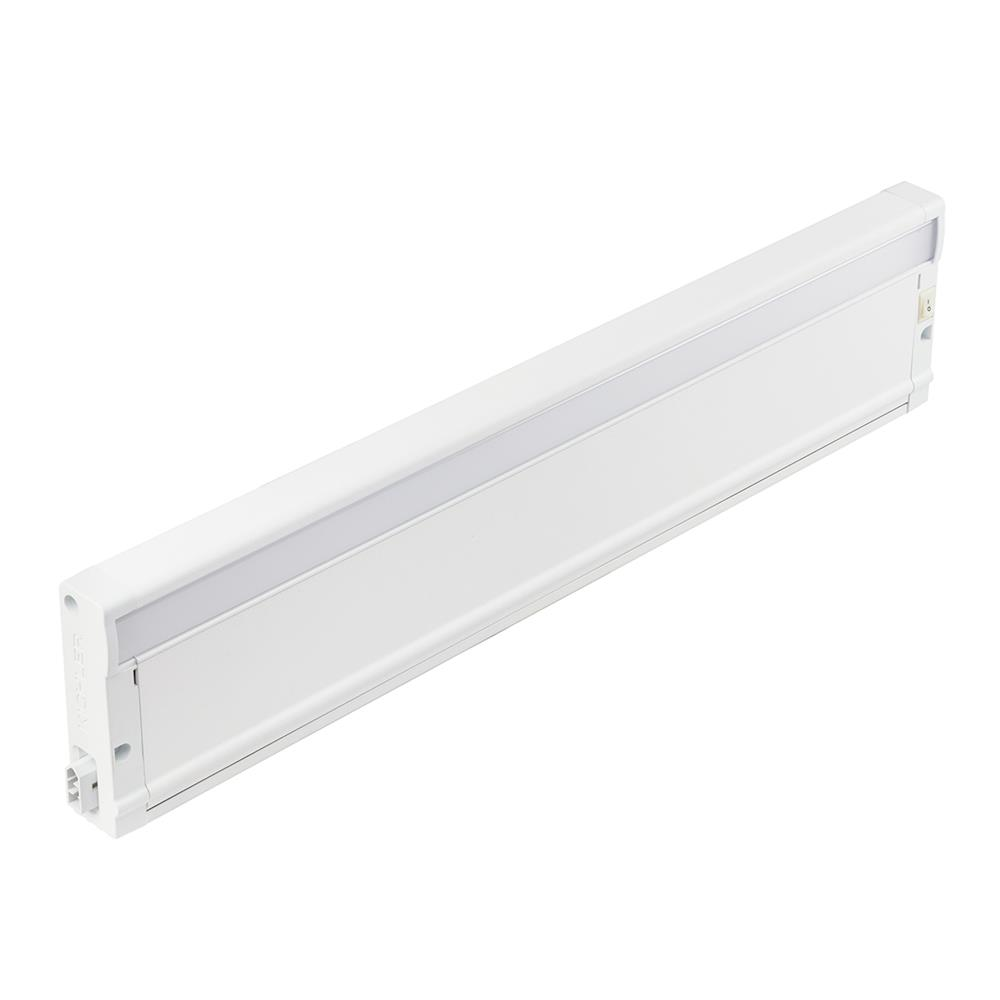 Kichler 8U27K18WHT 8U Series LED 8U LED 2700K UCab 18 Textured White