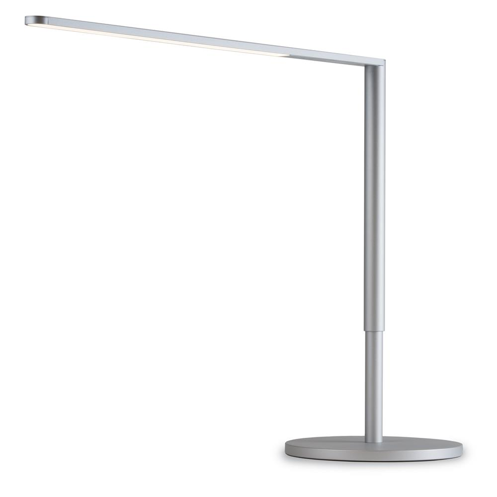 Koncept Lighting L7-SIL-DSK Lady7 Desk Lamp (Silver)