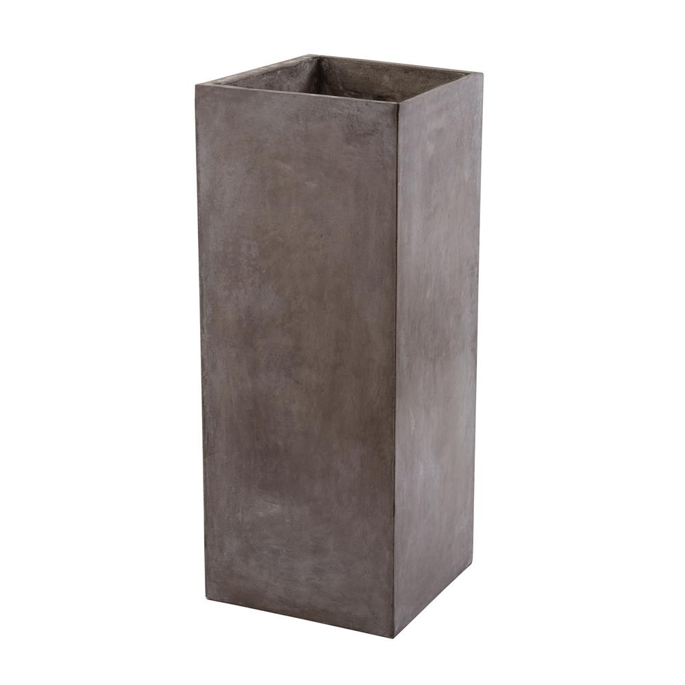 Dimond Home by Elk 157-012 Tall Al Fresco Cement Planter in Concrete