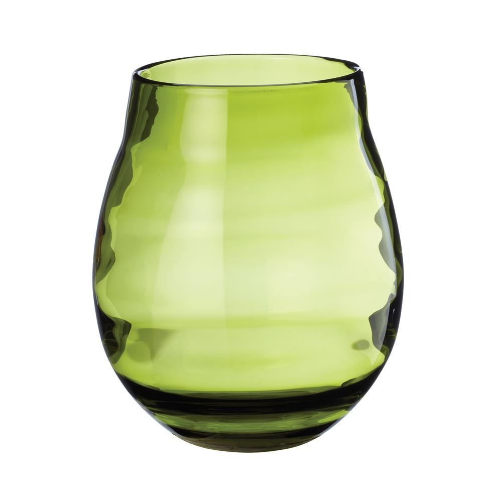 Dimond Home by Elk 464033 Olive Ringlet Vase - Lg  in Green