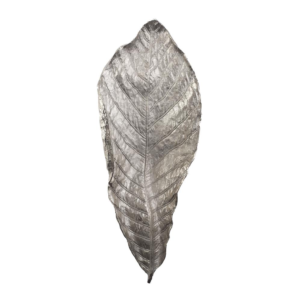 Dimond Home by Elk 468017 Colossal Silver Leaf  in Silver