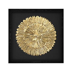 Dimond Home by Elk 3168-019 Gold Feather Spiral