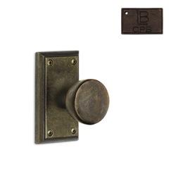 LB Brass CORSDK2CPB Rosette Single Dummy Set in Copper Bronze