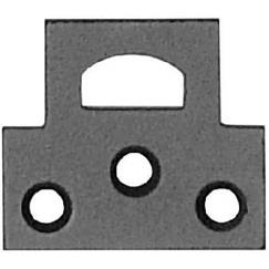 LB Brass LD900U351 Part in Satin Steel