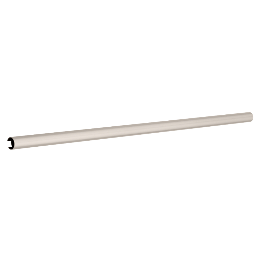 BEST VALUE by Liberty Hardware E8900-18SN College Circle 18  Towel Bar O in Satin Nickel