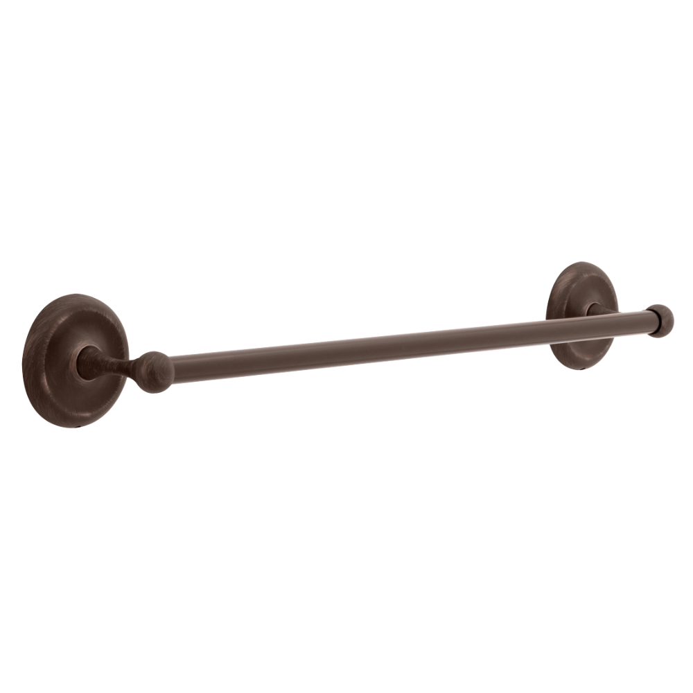 BEST VALUE by Liberty Hardware E8900-18VB College Circle 18  Towel Bar O in Venetian Bronze