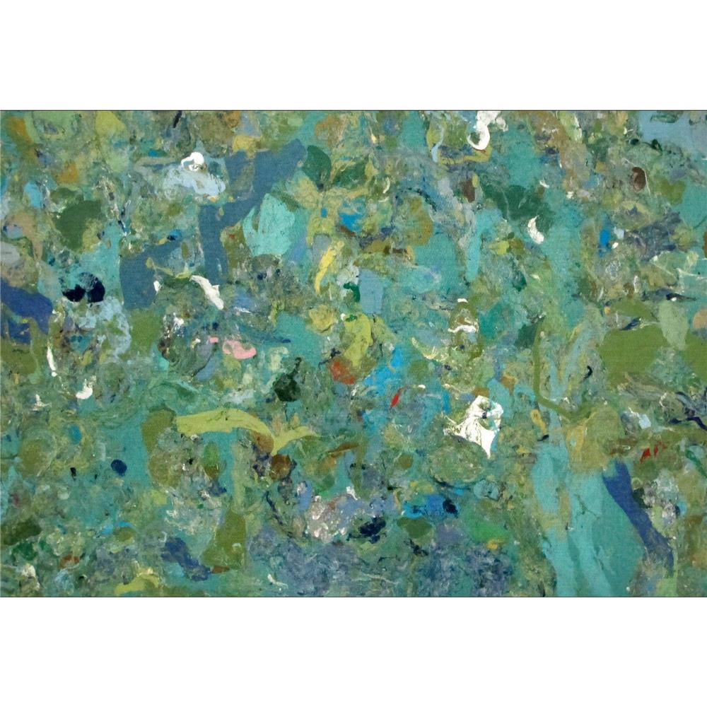 Liora Manne VRA11504906 Visions I Quarry Cool Indoor/Outdoor Mat