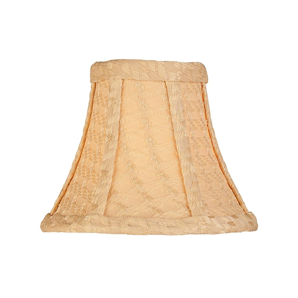 Lite Source CH5101-6 Chandelier Shade in Woven