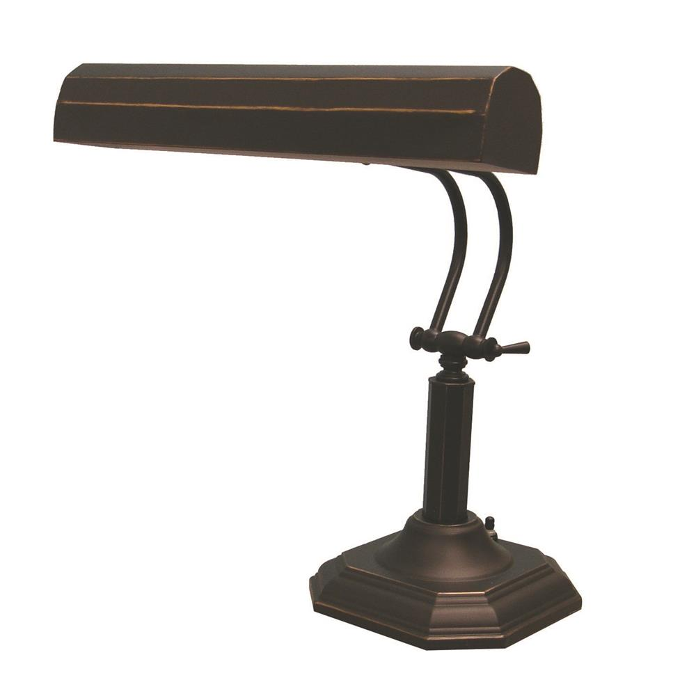Lite Source LS-398D/BRZ Piano Mate 2 Light CFL Piano Lamp in Dark Bronze