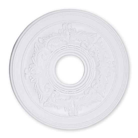 Livex Lighting 8205-03 Ceiling Medallion Ceiling Medallion in White