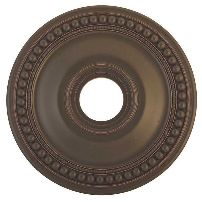 Livex Lighting 82074-67 Wingate Ceiling Medallion in Olde Bronze