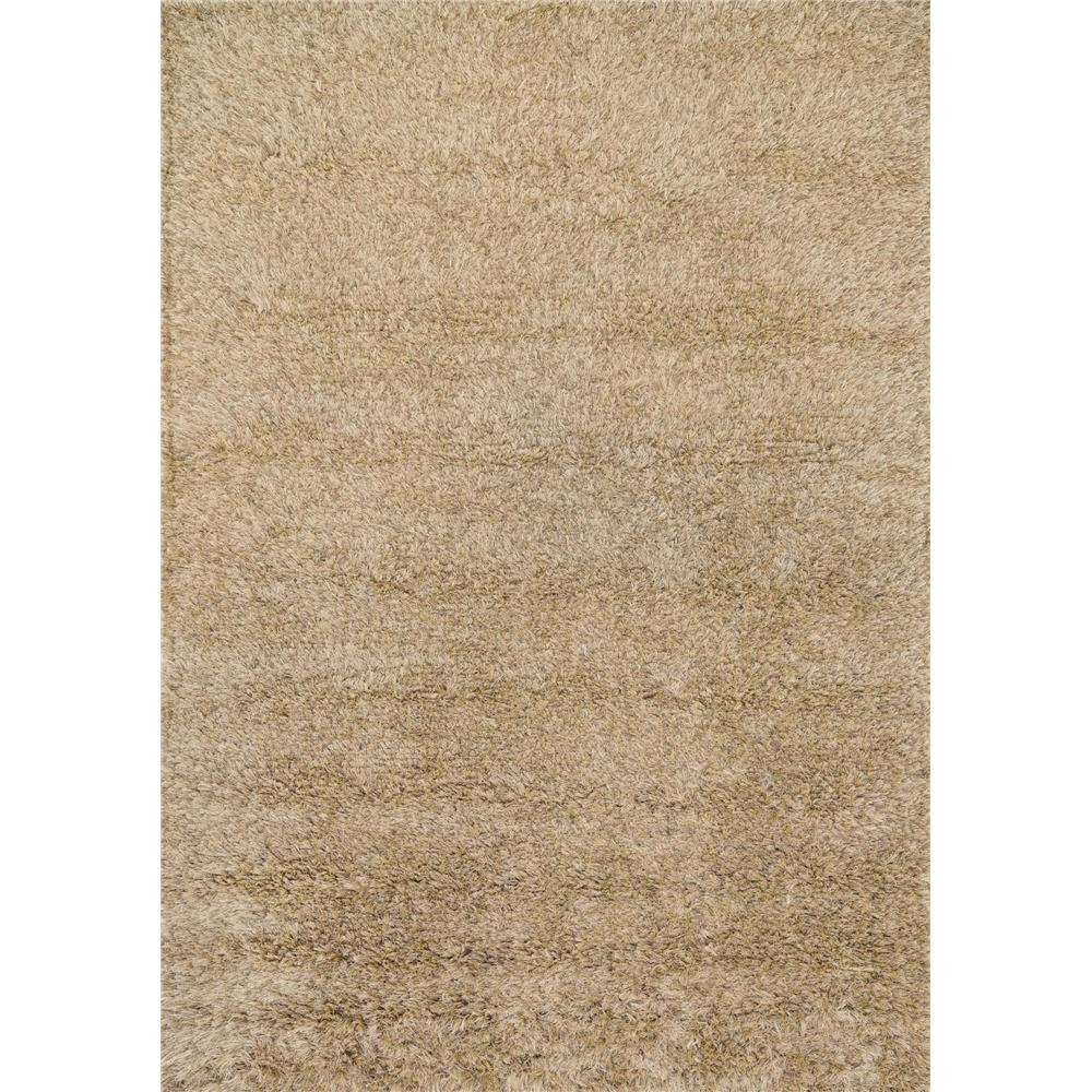 Loloi Rugs BO-01 Boyd Camel Shags Area Rug in 3
