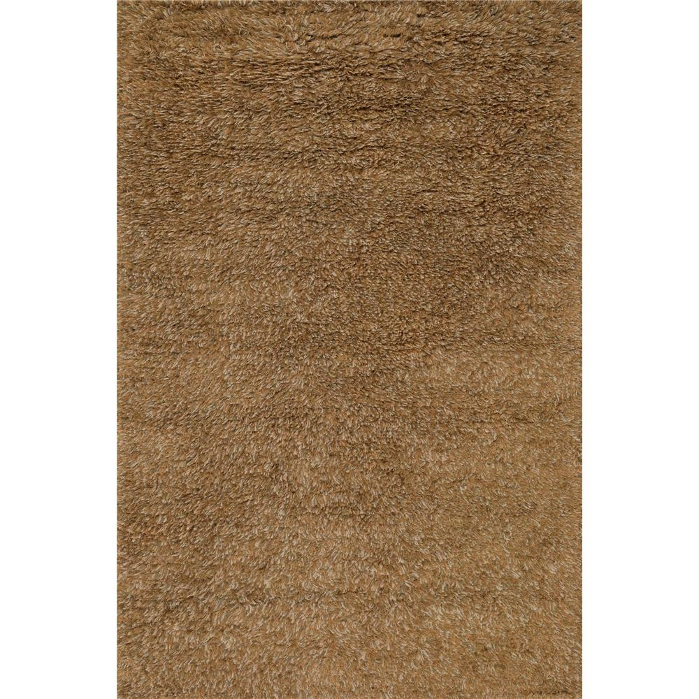 Loloi Rugs BO-01 Boyd Mocha Shags Area Rug in 3