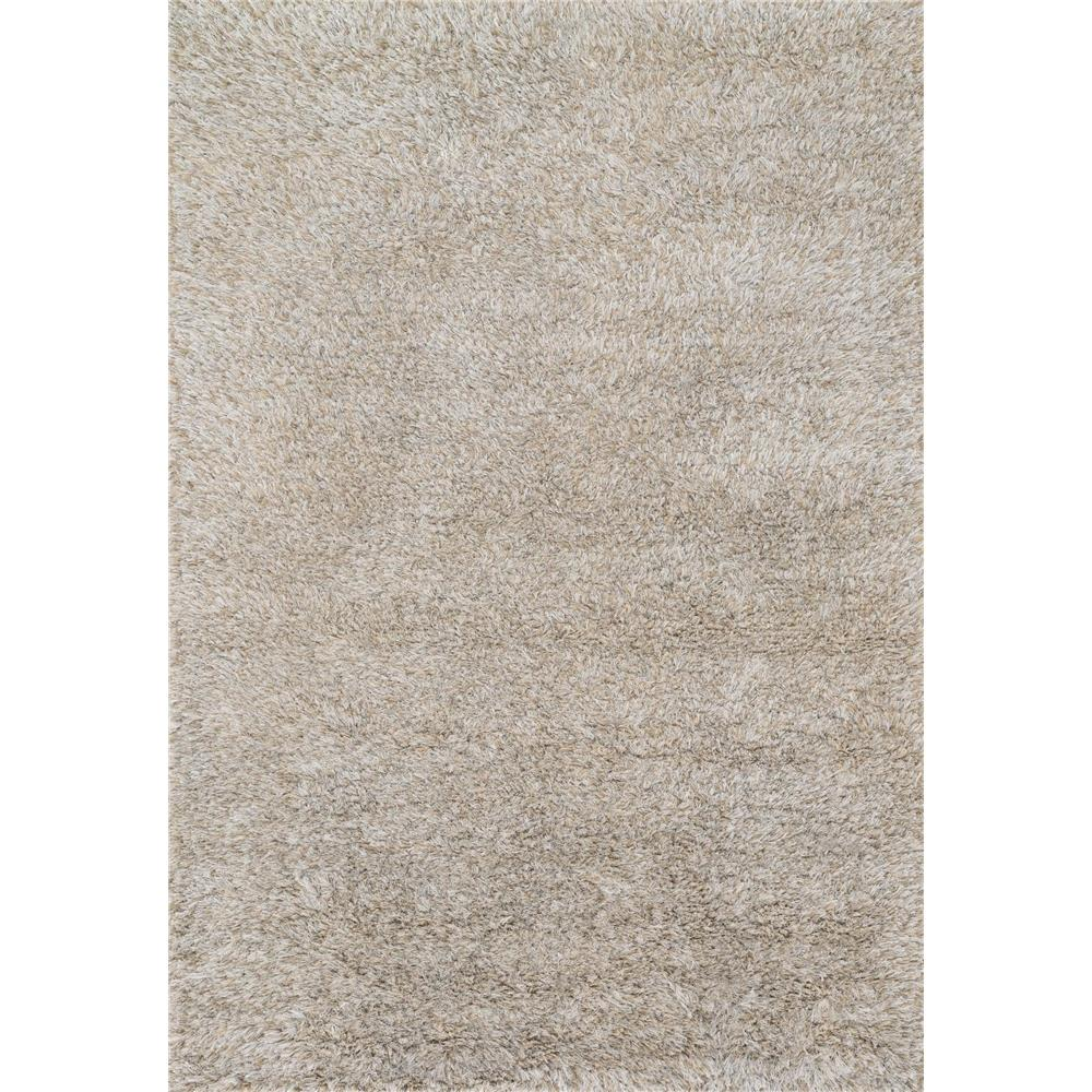 Loloi Rugs BO-01 Boyd Silver Shags Area Rug in 3